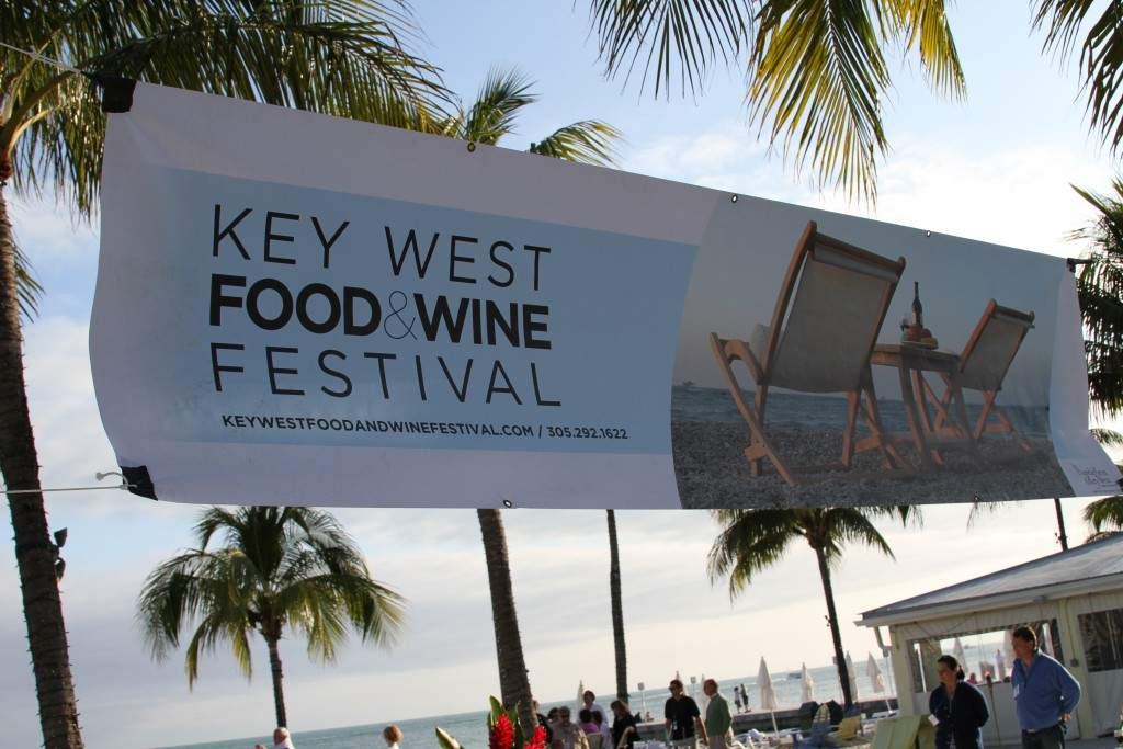 2011 Key West Food & Wine Festival was held January 27-30.