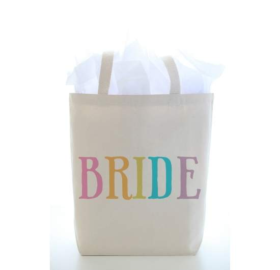 A cary-all for the bride who has everything!